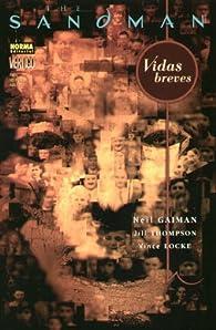 Sandman vol. 7. vidas breves par Neil Gaiman