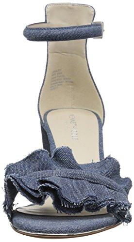 Kenneth Cole Langley, Sandalias De Tiras De Tobillo De Mujer Azul (azul)