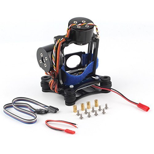 Brushless Gimbal Camera w/ Motor & Controller for DJI Phantom GoPro 3...