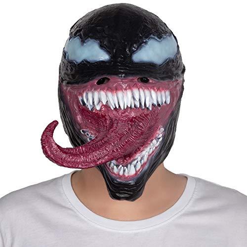 JUFENG Hochwertige Spiderman Maske Adult Objektive Cosplay Kostüme Halloween Superheld Casque