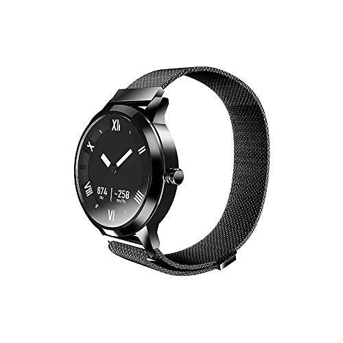 Lenovo Watch X Plus Monitoraggio del sonno Frequenza cardiaca Pedometro intelligente Chiamate di caloria che richiamano l'allarme di vibrazione