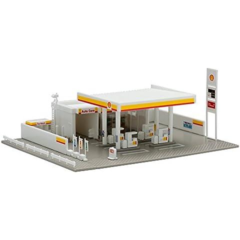 Tommy Tech 4072 Distributore Di Benzina (Shell)