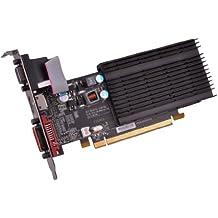 XFX RADEON HD 6450 Scheda grafica 1024MB DDR3 PCI-E VGA DVI HDMI PASSIV, HD-645X-ZNH2 (PCI-E (Ati Radeon Low Profile)
