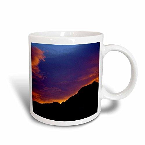 3dRose Colorado Boulder Sonnenuntergang über flatirons-Magic verwandelt Tasse, Keramik, Mehrfarbig, 10,2x 7,62x 9,52cm -