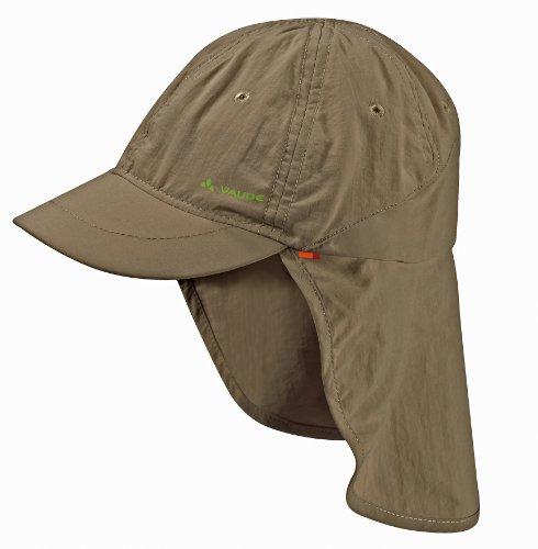 Vaude Kinder Mütze Sahara Cap III, Wood, L, 03136