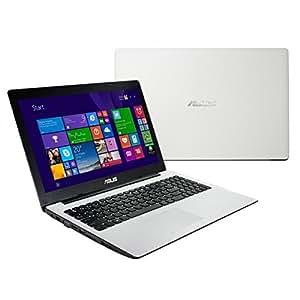 "Portable Asus X553MA-XX409T, Blanc Intel N3540, 4 Go 1 To 15.6"" LED Intel HD, Windows 10 64 Bit"