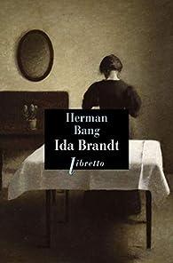 Ida Brandt par Herman Bang