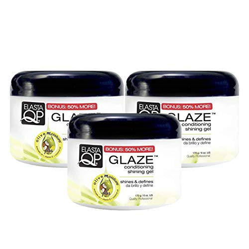 Elasta QP -glaze maximum hold - 170g Pink 4. Generation Ipod