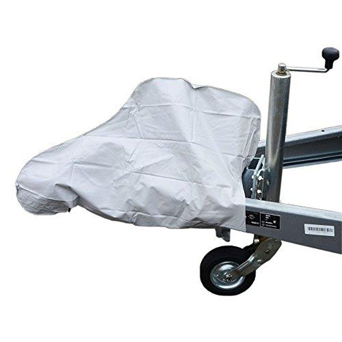 Systafex® OVK–Funda protectora para eje funda protectora Remolque cubierta protectora PVC gris