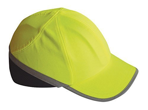 Sicherheitskappe- Industriekappe- Anstoßkappen- Arbeitskappe- Schutzkappe-Hard Cap- Work Cap mit ABS-Schale- CE- zertifiziert- EN812 (Signal Gelb)