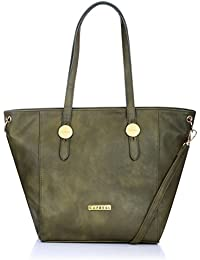 Caprese Women's Tote Bag (Forest Green)