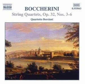 Streichquartette Op. 32, Nr. 3-6