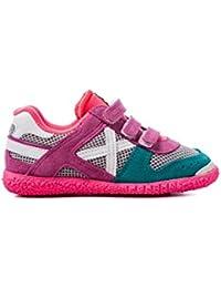 bb74cfa42 Amazon.es  Munich niña - Incluir no disponibles   Zapatillas ...