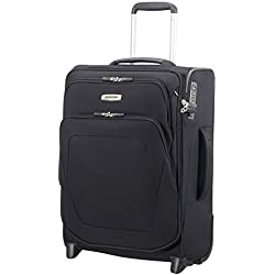 Samsonite Spark Sng Upright Hand Luggage, 55 cm, 57 L, Noir