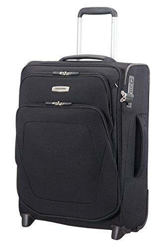 Samsonite Spark Sng Upright Bagaglio a Mano 55 Cm, 57 L, Nero