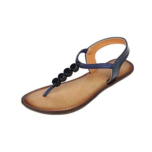 Catwalk Women's Blue Fashion Sandals - 7 UK/India (39 EU)(3496D-7)