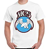 Photo de MC5 Winged Panther Kick Out The Jams Stooges Sonics RATM Rock Retro T Shirt 439 par HALENS