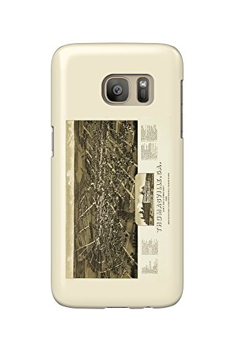 thomasville-georgia-panoramic-map-galaxy-s7-cell-phone-case-slim-barely-there