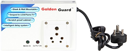 Golden Guard Electronic Voltage Protector/guard For Led Tv