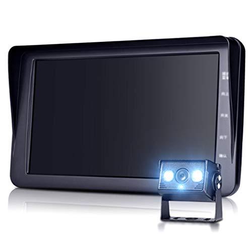 HAOHOAWU Dash Cam, 1080P Full HD-Auto-Kamera 170 ° Weitwinkel-Fahrenrecorder Mit G-Sensor, Parkplatz-Monitor, Loop-Aufnahme, WDR Super-Night Vision (Computer-monitor-rückspiegel)