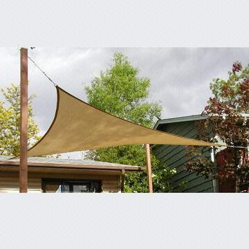 Shade Sails Amazon - Voile d'ombrage 16,5 Triangle
