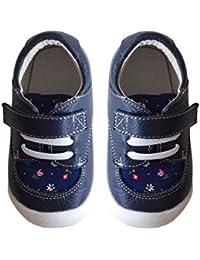Rose & Chocolat Rcm Captain Hook Navy, Sneakers per Bimbi, Blu (O4E)