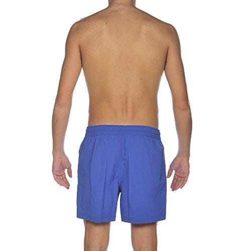 Arena Fundamentals Side Vent Short de bain pour homme Bleu - Royal/Soft Green