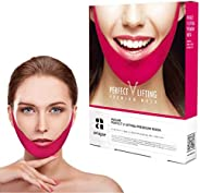 Avajar Perfect V Lifting Premium Mask - V Line Mask | Face Lifting Mask | Face Slimmer | Chin Strap For Double