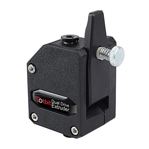 jaspenybow BMG-Doppelzahnrad-Extruder 3D-Druck Weiche Verbrauchsmaterialien Doppelzahnrad-Extruder-Verzögerungs-Extruder -