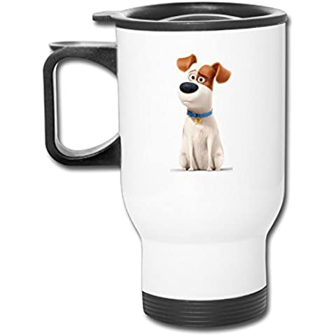 LYMIC The Secret Life Of Pets Max Auto Travel Mug