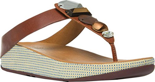 Fitflop GmbH Jewely Toe-Post Beige