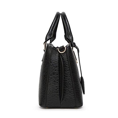PDFGO Handtaschen Tide Europa Und Die Vereinigten Staaten Taschen Damen High-End Handtaschen Umhängetasche Messenger Bag Tote Bag Handtasche D