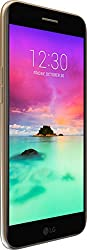 LG Mobile K10 (2017) Smartphone (13,46 cm (5,2 Zoll) IPS Display,16GB