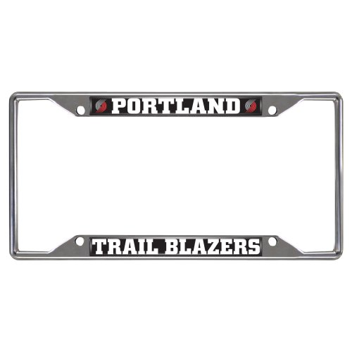 Sports Licensing Solutions, LLC NBA - Portland Trail Blazers License Plate Frame 6.25