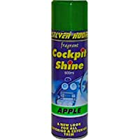 SILVERHOOK SGSS05 Apple Scented Silicone Cockpit Shine, 500 ml preiswert