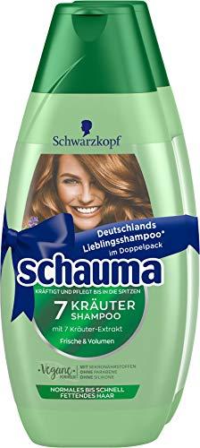 Schauma Shampoo 7-Kräuter, 800 milliliters