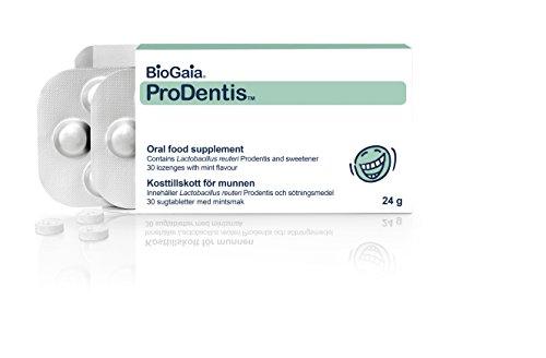 BioGaia ProDentis Mint Flavour 30 Lozenges