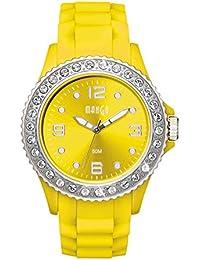 Mango–Reloj de pulsera analógico para mujer cuarzo silicona a68336y16kv