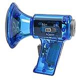 F Fityle Kinder Megaphon Lautsprecher Voice Changer Sprachwechsler Entwicklung Spielzeug, aus Plastik - Blau