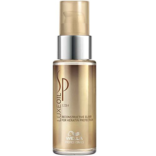 WELLA SP System Professional Luxe Oil Elixir 30 ml Schützt das Haar vor Beschädigungen