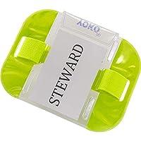 Yoko Unisex Waterproof Id Arm Bands Yellow Mens