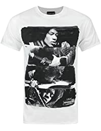 Official Marquee Club Jimi Hendrix Men's T-Shirt