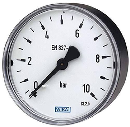 Wika Manometer (Manometer, NG63, 0-10 bar - WIKA 111.12 - 9083952)