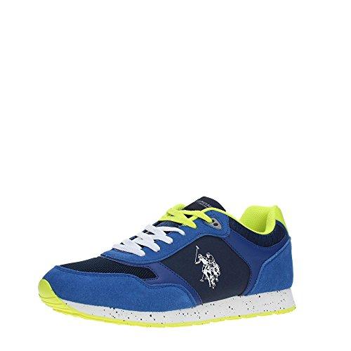 U.S. Polo Assn. FLASH4060S8/LT1 Sneakers Homme Bleu Marine