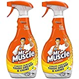 Mr Muscle Kitchen Cleaner 750ml Pack of 2