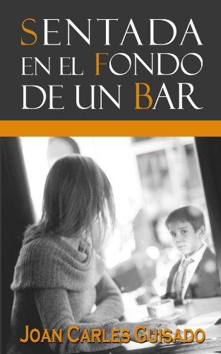 Sentada en el fondo de un bar por Joan Carles Guisado