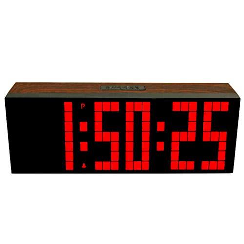 Reloj Alarma Dormilones Pesados Dormitorio Niños