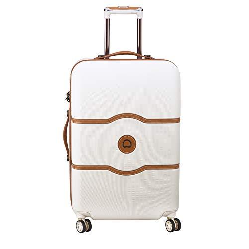 DELSEY PARIS CHATELET AIR Luxus Trolley / Koffer 67cm mit gratis Schuhbeutel und Wäschebeutel 4 Doppelrollen TSA Schloss - 3