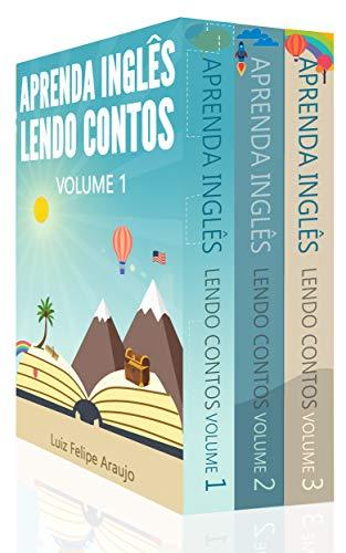 Aprenda Inglês (3 em 1): Aprenda Inglês Lendo Contos: Volume 1 ...