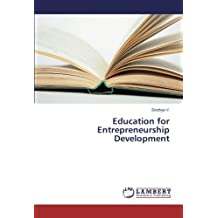 Education for Entrepreneurship Development